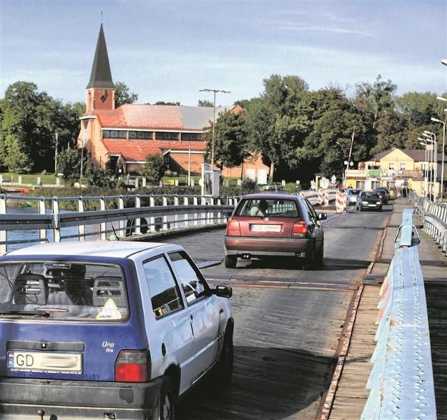 Jednym z projektów, jakie mają szansę znaleźć się na liście GOM, jest most na Wyspę Sobieszewską