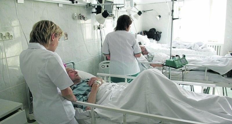 Pielęgniarki ze szpitala wojskowego przy Al. Racławickich walczą o podwyżki