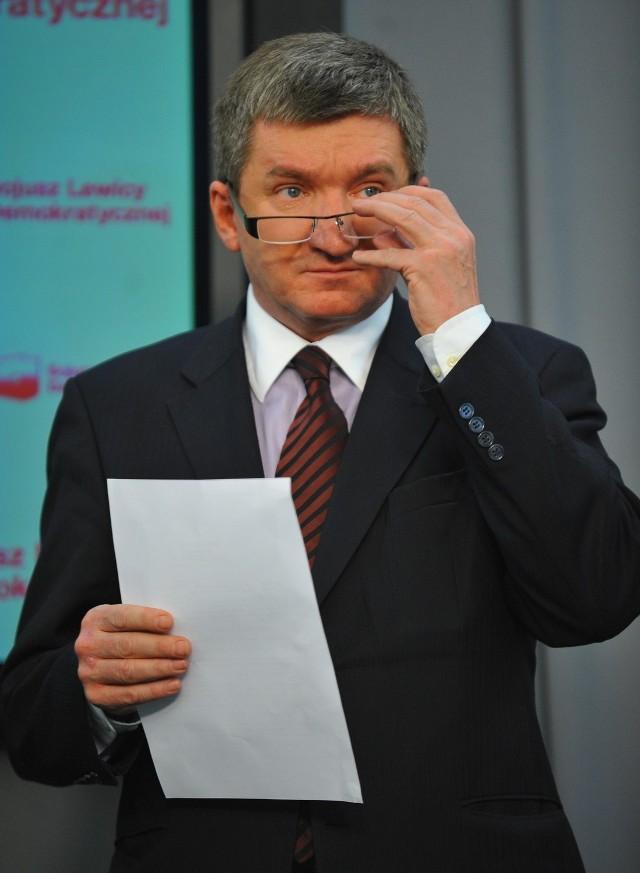 Poseł Jerzy Wenderlich jest prywatnie lubiany przez kolegów polityków w Sejmie