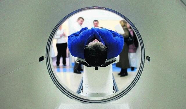 Kontrakty na badania TK są w tym roku niższe o jedną trzecią - uważa dr Janusz Dębski