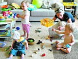 Gmina Kolbudy: Czytelnicy wspomogli trojaczki i ich rodzinę