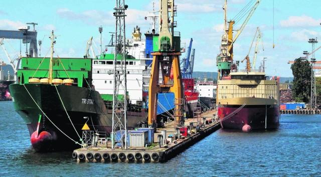 Tereny Stoczni Marynarki Wojennej zostały zaproponowane jako miejsce budowy elementów tunelu