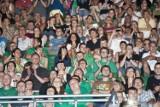 Zielona Trybuna Śląska i Queen śpiewają We Are The Champions (FILMY, ZDJĘCIA)