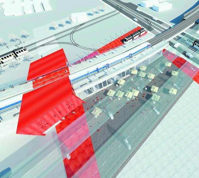 Fundusze przeznaczone będą m.in. na Kolej Metropolitalną