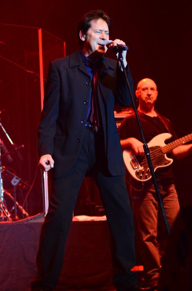 Shakin' Stevens swym występem potwierdził, że wciąż jest w znakomitej formie