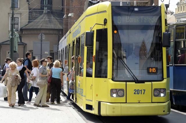 Zdarzenie miało miejsce w krakowskim tramwaju