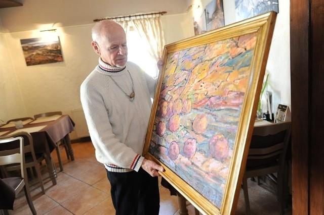 Jerzy Rybarczyk ukończył we wtorek 80. lat