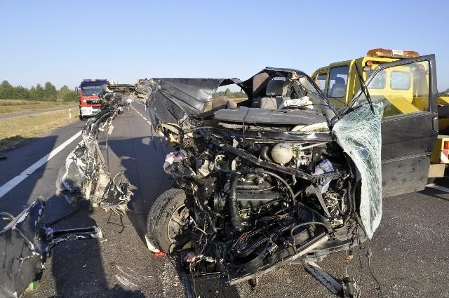Wypadek w Okopach