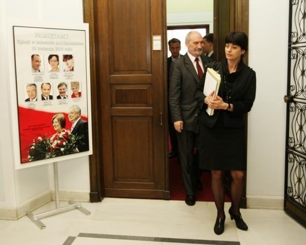 Zuzanna Kurtyka nie uzyskała mandatu w wyborach do Senatu
