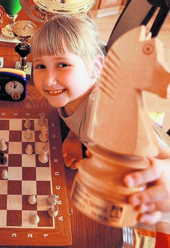 Kasia Dwilewicz powalczy na szachownicy w Austrii