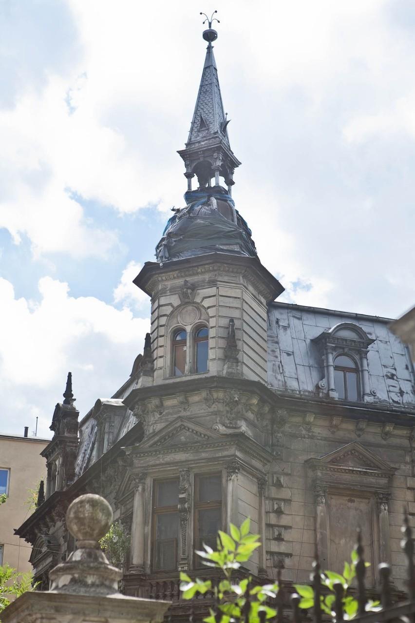 Rezydencja  Kellera z 1890 roku wciąż czeka na inwestora