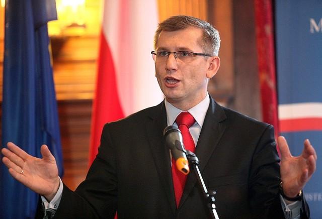 Kwiatkowski został przewodniczącym Łódzkiego Zespołu Parlamentarnego