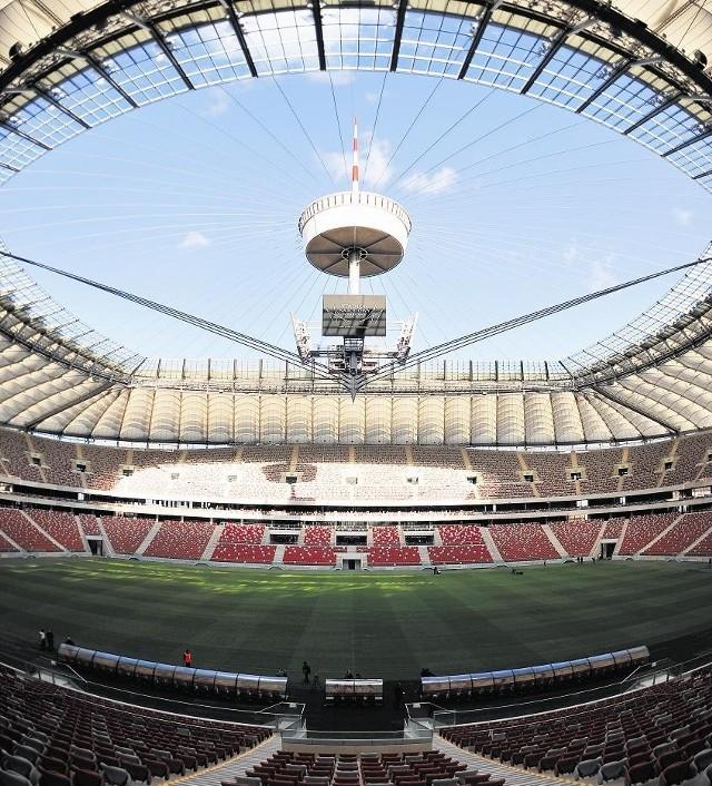Podwykonawcy grożą blokadą Stadionu Narodowego w Warszawie