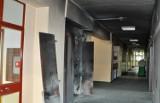 Limanowa: pożar w szpitalu. Ewakuacja 36 pacjentów