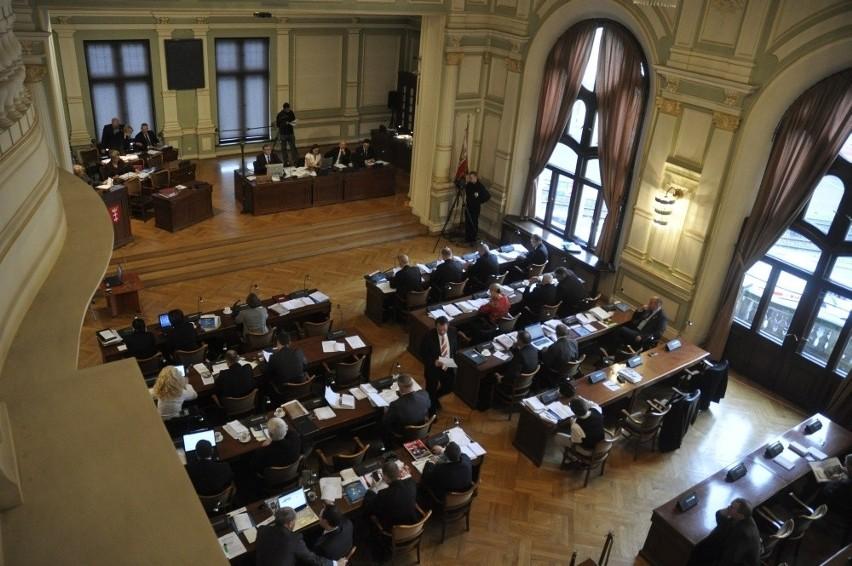 Sesja Rady Miasta w Gdańsku