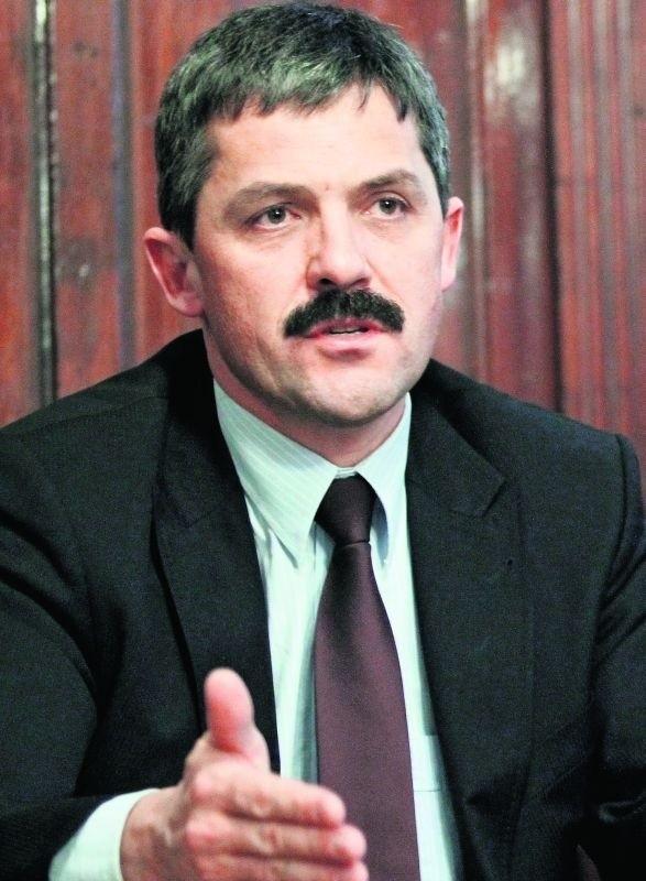 Piotr Kruczkowski (PO) od dawna zapowiadał, że odwoła zastępcę, Piotra Sosińskiego