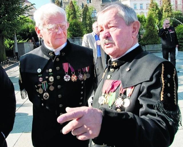- Region wałbrzyski zasługuje na ośrodek leczenia płuc - mówi Grzegorz Zalewski (z prawej)