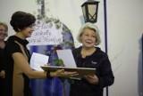 Ewa Braun Honorowym Przyjacielem szkoły na Wspólnej