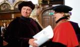 Peter Greenaway odebrał tytuł doktora honoris causa