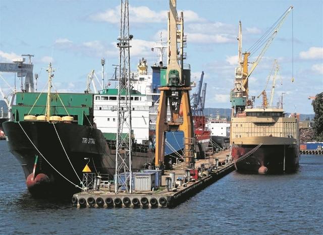 Zorganizowaną część SMW może przejąć stocznia Nauta