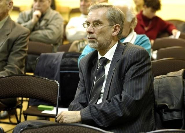 Waldemar Witkowski w 2011 r. bez powodzenia startował do Sejmu z pierwszego miejsca listy SLD.