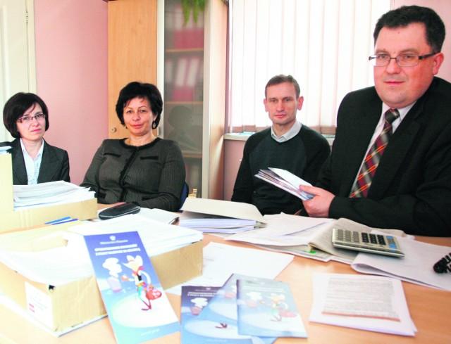 Goście z Urzędu Skarbowego w nowosądeckiej redakcji odpowiadali na pytania Czytelników