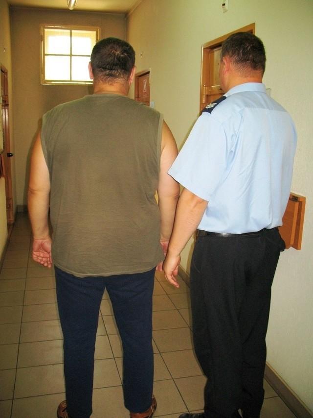 Ukrainiec został zatrzymany w Rawie Mazowieckiej