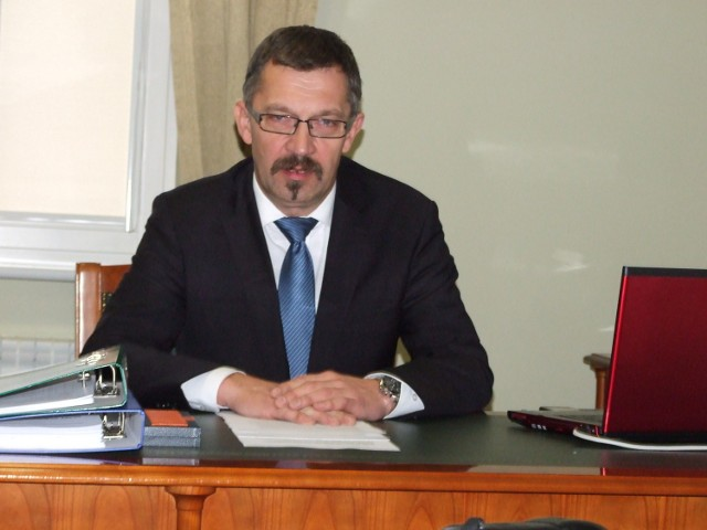 Stanisław Martuzalski, burmistrz Jarocina