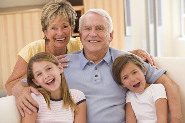 Dlaczego zrobią dla wnuków wszystko?