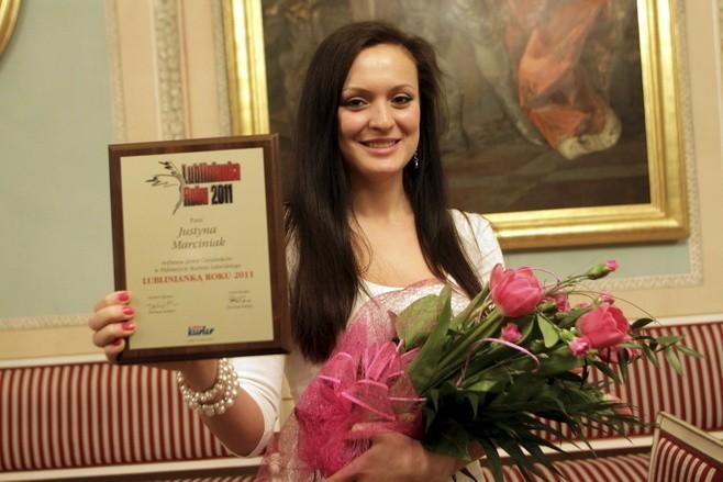 Justyna Marciniak (Lubelski Klub Karate Tradycyjnego) jest jedną z najlepszych zawodniczek na świecie, a Czytelnicy Kuriera wybrali ją Lublinianką Roku 2011.
