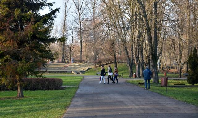 Remont parku Ludowego ma kosztować 18 mln zł. Miasto będzie się starać o dotację na ten cel