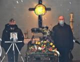 Malbork. Andrzej Pawulski został pożegnany na Cmentarzu Komunalnym. Byłego radnego i pilota pochowano w wojskowej asyście honorowej