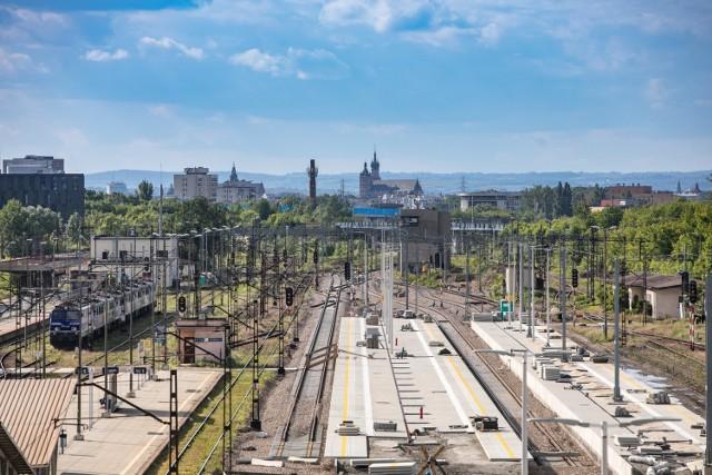 Przebudowa stacji PKP Kraków Płaszów ma zakończyć się w przyszłym roku