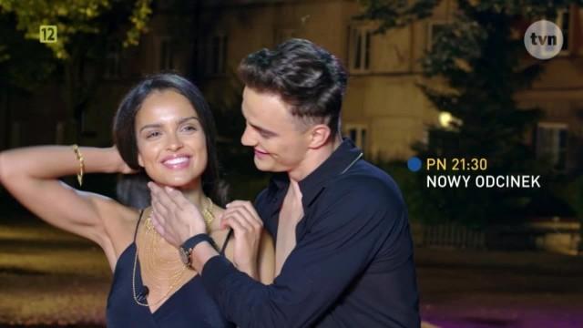Gwiazdy poprzednich edycji wzięli udział się w namiętnej sesji z uczestnikami Top Model 8! Klaudia El Dursi pozowała do namiętnych zdjęć w deszczu.