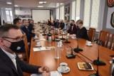 Samorządy chcą wesprzeć odbudowę kościoła w Kasparusie ZDJĘCIA