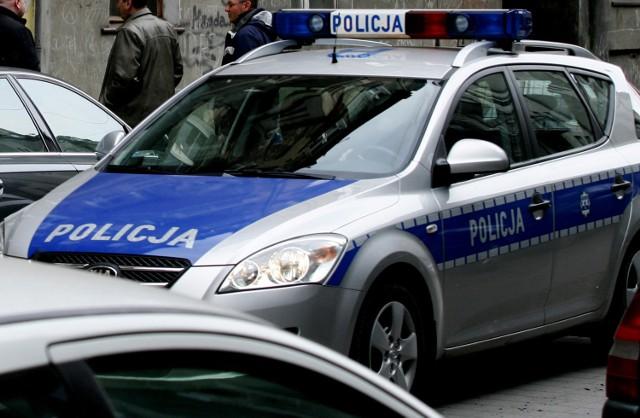 Policja szuka sprawców rozboju w Białej Podlaskiej