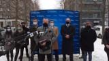 Do PO w Sosnowcu dołączyło 18 nowych osób. Chęciński: Mam nadzieję, że to nowa świeża energia. Reaktywowano Młodych Demokratów