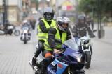 Zakończenie sezonu motocyklowego 2020 Jaworznie [ZDJĘCIA]. Wielka parada motocyklistów przejechała przez miasto