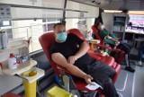 Pruszcz Gdański. Mieszkańcy, żołnierze, strażacy, urzędnicy oddawali krew dla 6-letniej Laury. Takie mają wielkie serca |ZDJĘCIA, WIDEO