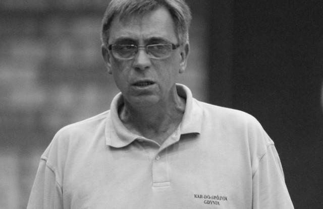 Leszek Biernacki w 2012 roku jako trener Kar-Do Spójni Gdynia