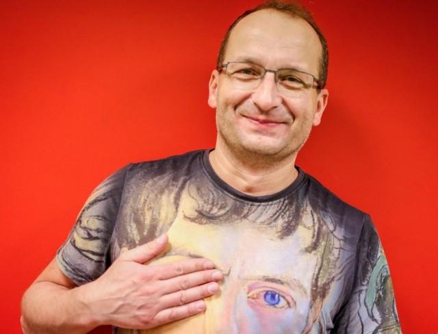 Robert Górski i Kabaret Moralnego Niepokoju wystąpili w piątek, 9 lutego, podczas Polskiej Nocy Kabaretowej 2018 w Ergo Arenie