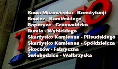 Tesco zamyka sklepy w całej Polsce - pracę straci w sumie 1300 osób!