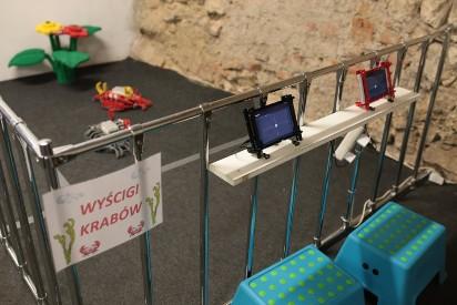 Kraków Wystawa Robotów Z Klocków Lego Na Mikołajskiej Zdjęcia