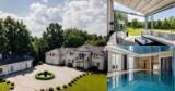 Tu jest pięknie i luksusowo. Bajeczne wille w Łódzkiem z basenami, saunami, jacuzzi i oranżerią wystawione na sprzedaż ZOBACZCIE ZDJĘCIA