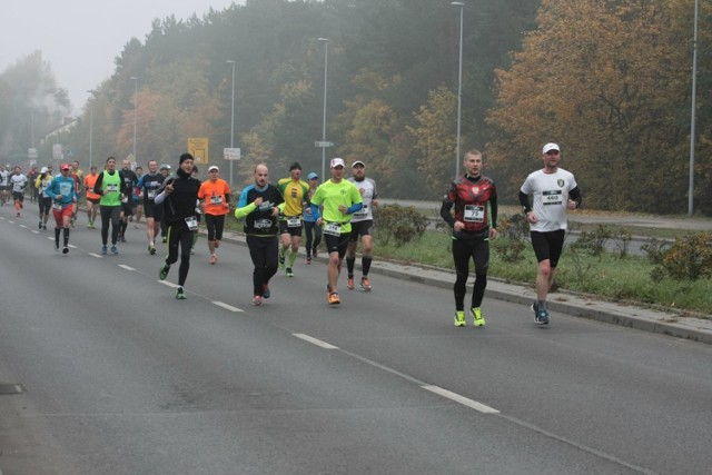 33. Toruń Marathon. Tak było na trasie [ZDJĘCIA cz.2]