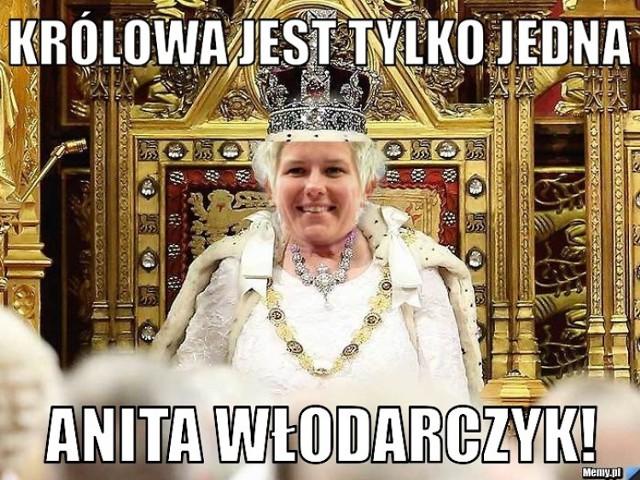 Królowa jest tylko jedna! Internauci świętują złoty medal Anity Włodarczyk [MEMY]