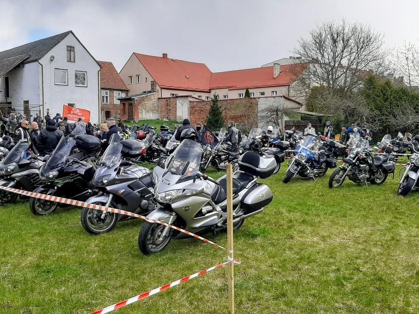 Chodziescy motocykliści uznają sezon za otwarty!