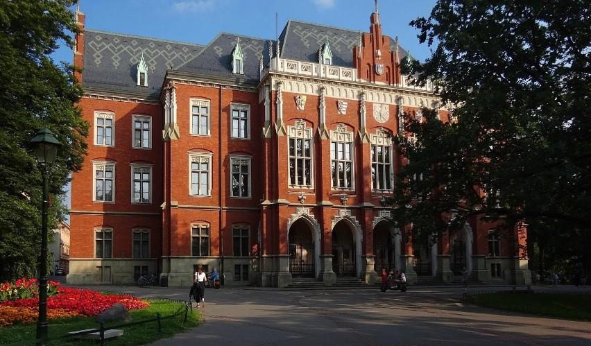 Uniwersytet Jagielloński znalazł się na 1. miejscu w...