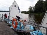 Aktywne wakacje nad brzegiem jeziora w Pniewach