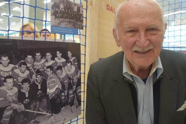 50 lat tyskiego hokeja. Wystawa w galerii handlowej Gemini Park